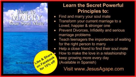 Jesus Agape How to Marry Your Soul Mate book